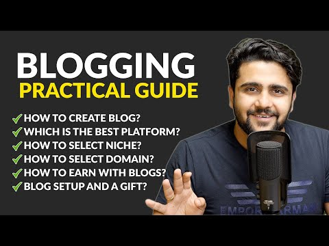 How to Start a Blog - Complete Practical Guide