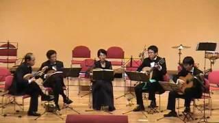 Boccherini Guitar Quintet ボッケリーニ ギター五重奏曲