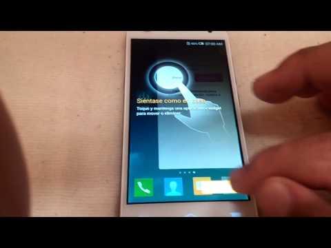 Alcatel Idol 2 mini S Accesorios y Funciones Basicas