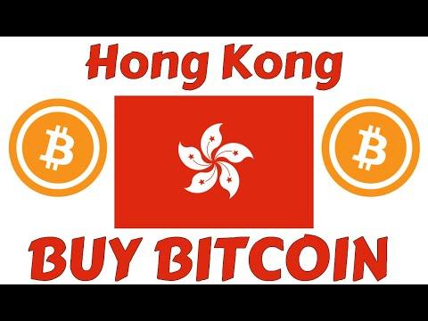 Buy Bitcoin In Hong Kong