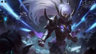 Gambar cover Nightblade Irelia live wallpaper for pc and phone