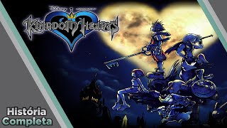 Saga Kingdom Hearts #01 - A História de Kingdom Hearts