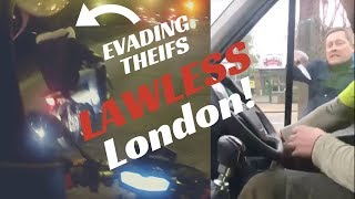 1 week in LAWLESS LONDON, MOPED THEFT & KNIFE CRIME {LEGITREVIEWS}