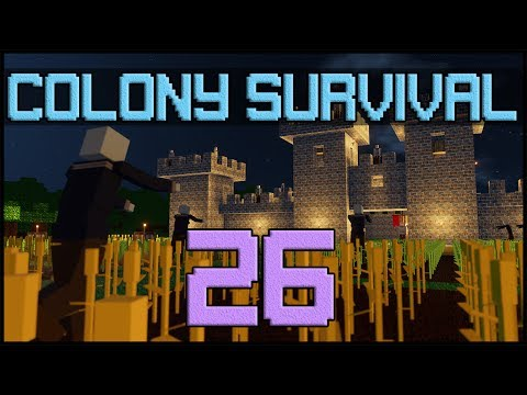 Colony Survival - E26 'Pathing Problems'