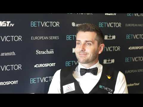 Selby Kicks Off European Masters With Whitewash