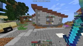Minecraft Lets Hack #1 Flux b13 Skynetwork Skywars