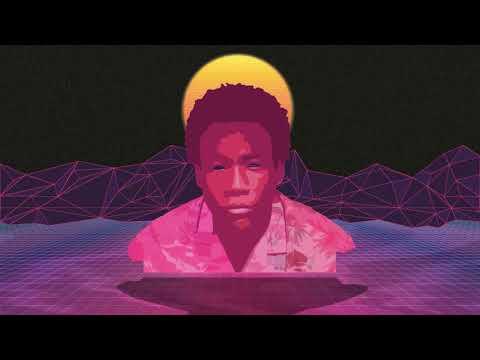 Childish Gambino-Baby Boy Vaporwave