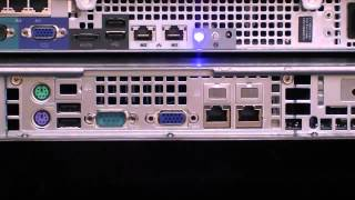 How to Connect the Management Network Interface Cable to an Avaya SBC for Enterprise EMS
