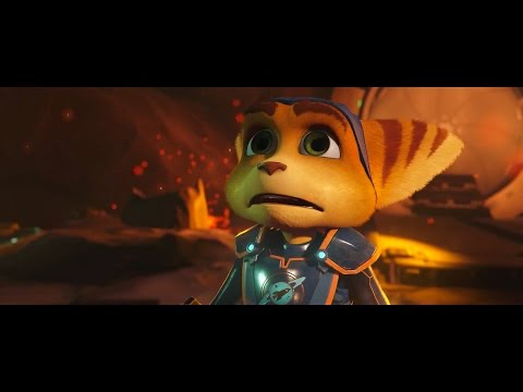 LOOKS SO GOOD!! Ratchet and Clank Gameplay! (Ratchet & Clank) PS4 Exclusive