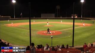 EMCC Baseball vs Southwest Tennessee - Game 2