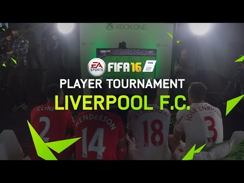 FIFA 16 Pro Player Tournaments