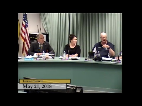 Enfield, CT - Town Council - May 21, 2018