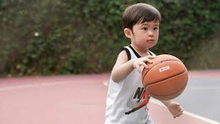 Rafa Selain Jago Basket Dia Juga Jago Makan