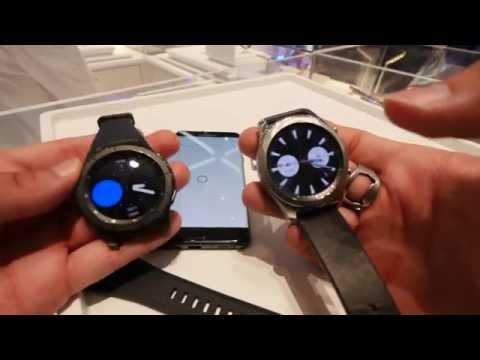 Samsung Gear S3 Teszt videó (hosszú részletes bemutató)