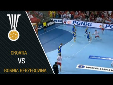 Croatia - Bosnia Highlights