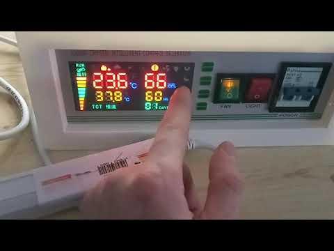 Обзор контроллера XM - 18SD