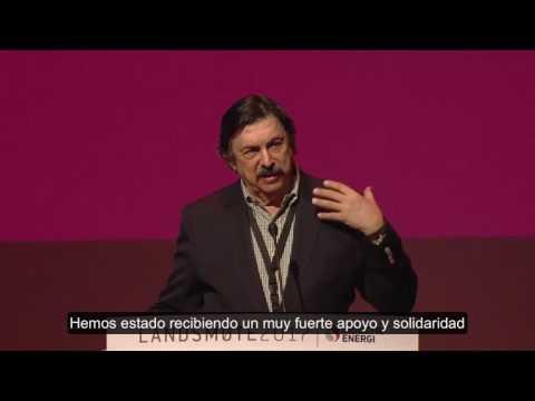 Napoleon Gomez Urrutia - Industri Energi