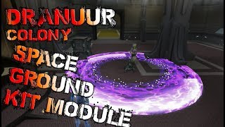 Dranuur Colony Fleet Holding / Space & Ground Gear + Kit modules & Frames – Star Trek Online