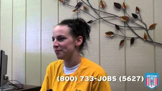 Job Corps Voices - Brittany Noble and Making a Better Future - Career Training and Education Program