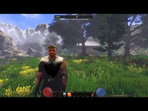 Legends of Ellaria - Walkthrough Gameplay First 27 minutes