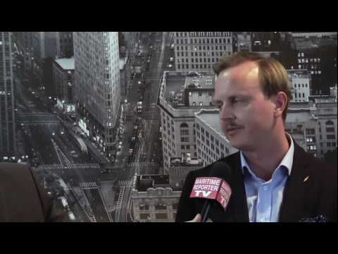 Maritime Reporter TV Interview: Peter Pran, Nautisk