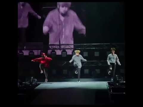 Taehyung Dancing Jungkook Song BEGIN