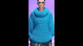 Связать Свитер, Пуловер, Джемпер Спицами - образцы моделей 2019 / Sweater Pullover Knitting needles