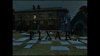 Pixar Lamp Intro  Halloween Parody