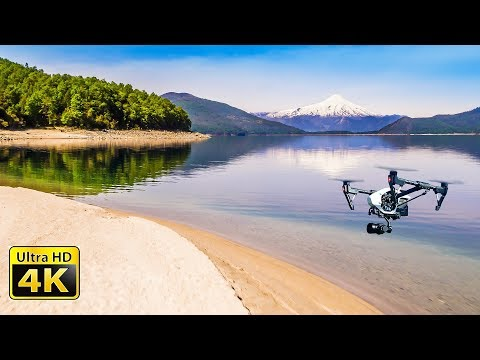 4K Video Ultra HD ❤ 60fps Drone Footage