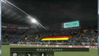 World Soccer Winning Eleven 2010: Aoki Samurai No Chousen on PCSX2 0.9.7 - Playstation 2 Emulator