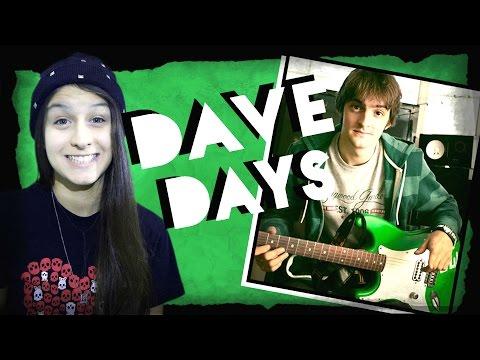 Conheça DAVE DAYS! - Especial Youtuber Musical