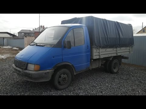 Авто за 80 тысяч ГАЗель 402 мотор 1998 г.в. \\ Максим Исаев \\