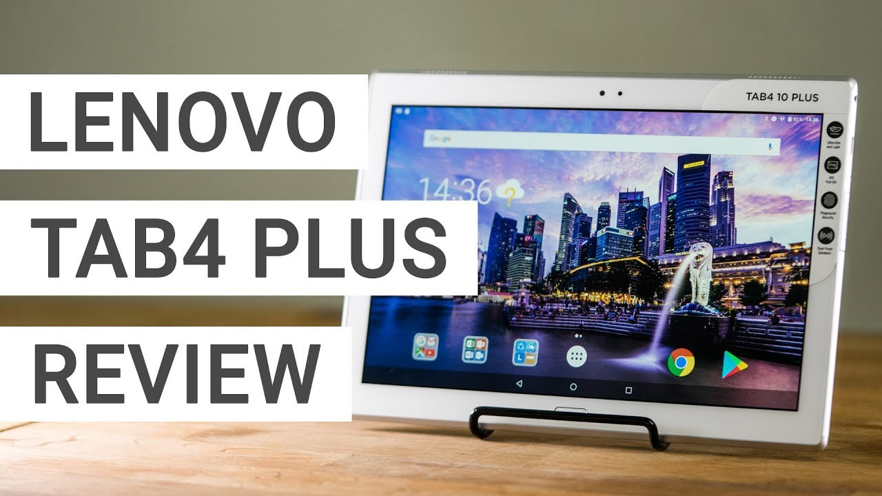 Lenovo Tab4 10 Plus Review: Is it a good value for your money?