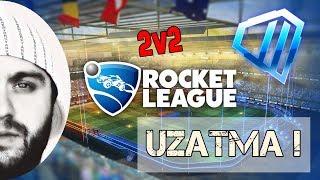 Rocket League : Türkçe - Uzatma Serisi #3 || Diamond 2 (2v2)