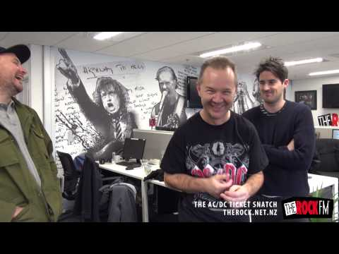Win tickets to see AC/DC live in NZ