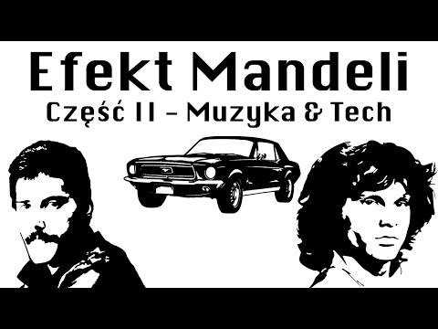 Efekt Mandeli   - Część 2 - Muzyka i Technologia (Polskie przykłady)