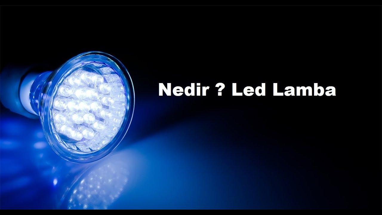 LED nedir