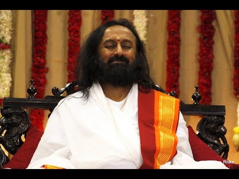 Deep Relaxation - Must Do! Guided Meditation by Sri Sri Ravi Shankar