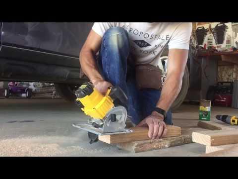 Evaporative Cooler Window Stand Build/Install