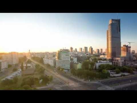 Warsaw Trade Tower promo movie