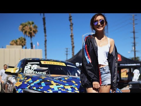 Trolling at a car meet ( Samantha Tan Interview)