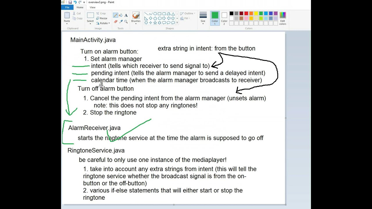 Android alarm clock tutorial: part 4, Alarm Manager