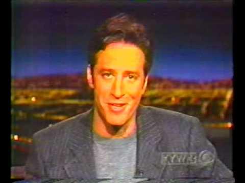 Jon Stewart (Oct-96) Salma Hayek #1