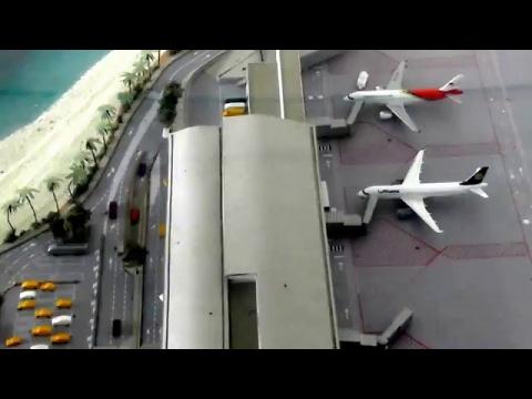 En operación de la primera etapa del Aeropuerto de Santa Marta