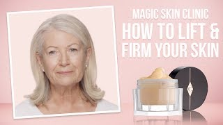 How To Lift & Firm Your Skin | Charlotte Tilbury