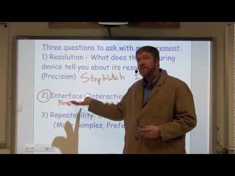 Measurements, Uncertainties, and Error Propagation