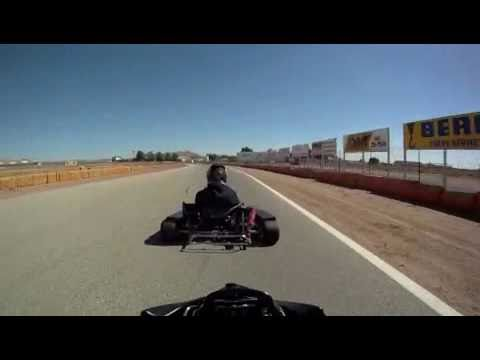 willow springs cart track, shifter carts