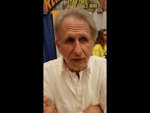 Exclusive interview with actor Rene Auberjonois