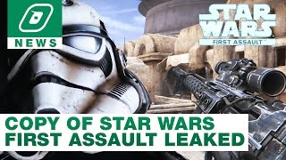Cancelled Star Wars First Assault Beta Leaked Online | SYLO News