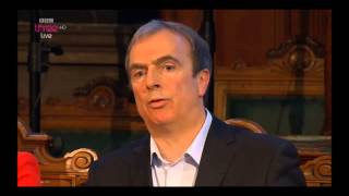 Peter Hitchens - Rape (BBC3 Free Speech 2014)